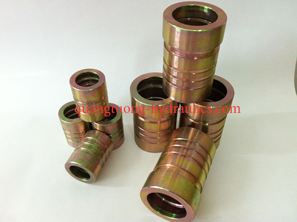 Ferrules hydraulic industrial hose quang tuong co ltd