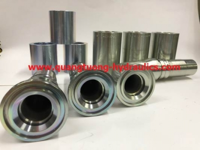 Mat bich - SAE Flange Fitting